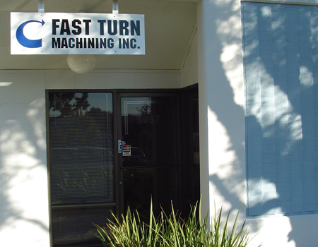 Fast Turn building front